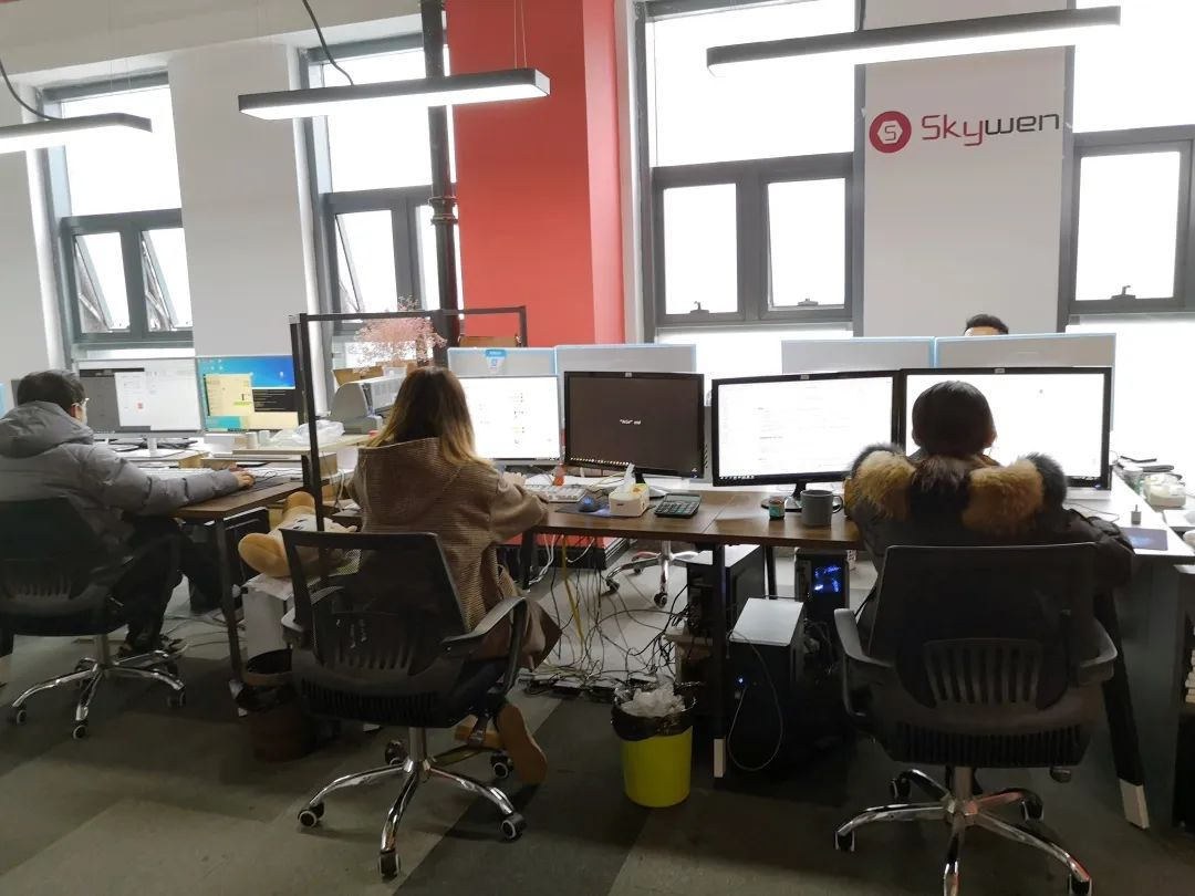 2020.03.25 - 和气温一起回升的工作状态-天问信息团队博客平台