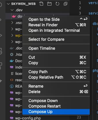 2021.02.24-2021年使用Docker快速搭建本WordPress5.5开发环境-天问信息博客平台